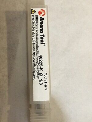 Amana Tool - 46225-k Solid Carbide Spektra Extreme Tool Life Coated Spiral