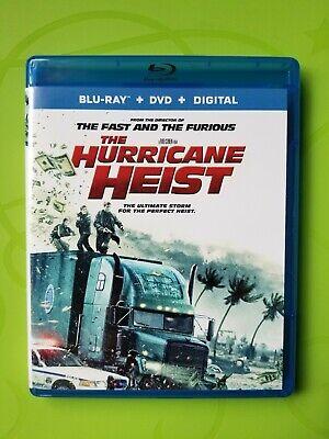 The Hurricane Heist Blu-ray 2017