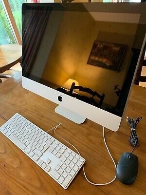 Apple iMac 21.5 inch Core 2 Duo 3.06 (late 2009). 1TB Samsung SSD. 16GB Memory