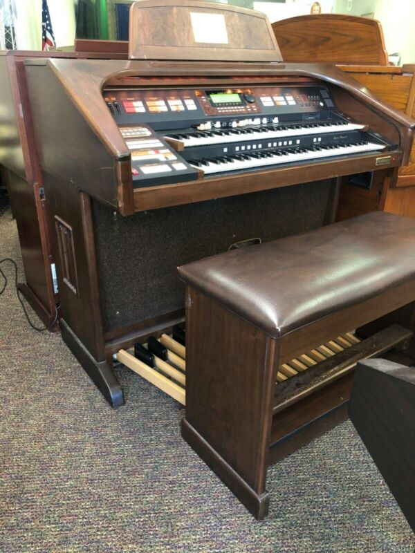 musical instruments,organ, Hammond With built in Leslie