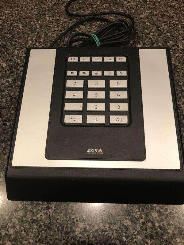 AXIS T8312 Video Surveillance Keypad 5020-201