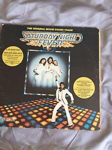 Saturday night fever soundtrack album