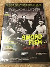 Sword Fish DVD Docklands Melbourne City Preview