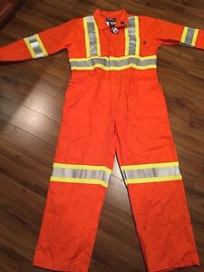 Brand new WALLS Fire resistant coveralls
