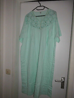 Nachthemd, mint, Größe 56/58, Originalverpackung ()