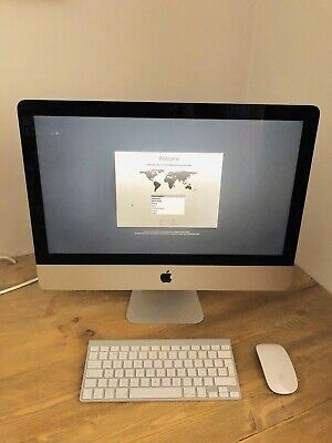 "Apple iMac 21.5"" Core i5 2.9ghz 8GB 1TB  (Sep, 2013) High Sierra Installed"