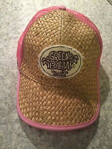 Green Baha Hat For Sale