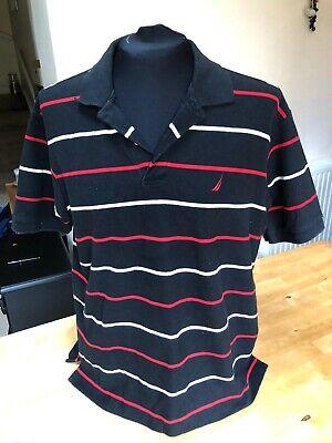 Nautica Men's Polo Shirt Size MEDIUM