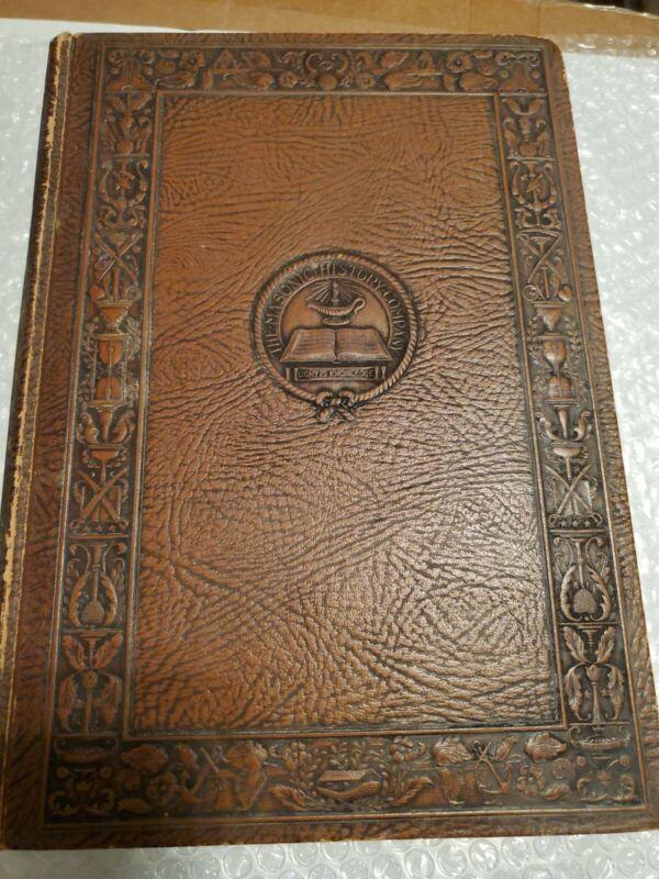 Encyclopedia of Freemasonry Albert G. Mackey New and Revised  vol. 2 1921