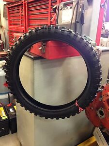 Dirtbike tire