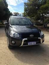 2009 Toyota RAV4 ACA33R Cruiser Auto 4x4 [MY09] Heathridge Joondalup Area Preview