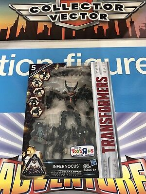 Transformers The Last Knight INFERNOCUS Toys R Us Exclusive!