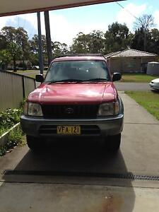 1998 Toyota Prado Chain Valley Bay Wyong Area Preview