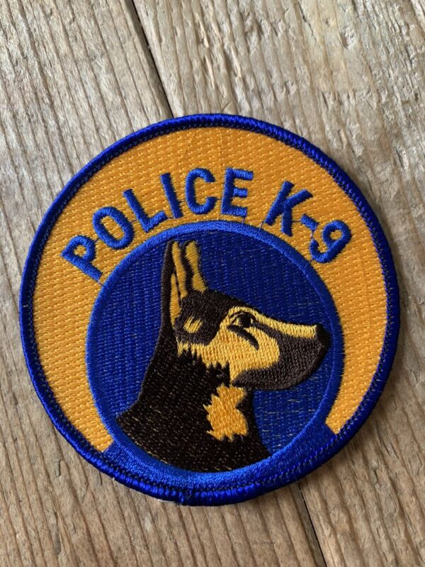 New Orleans Police K9 Louisiana NO LA Canine Shoulder Patch New Nola