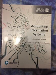 Accounting Information Systems Textbook