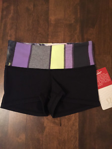 Lululemon Boogie Shorts Size 2  Tags Attached  BEST OFFER!
