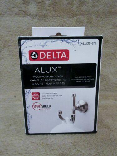 Delta Alux Multi Purpose Hook: ALU35-SN