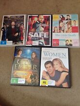 Assorted DVDs NEW BNIP $7-10ea or $30 all Selfridge City of Ember Safe Lewisham Marrickville Area Preview