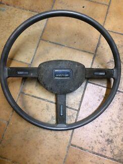40 Series steering wheel