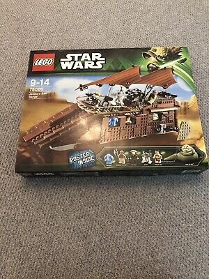 LEGO 75020 Star Wars Jabba's Sail Barge - No Figures
