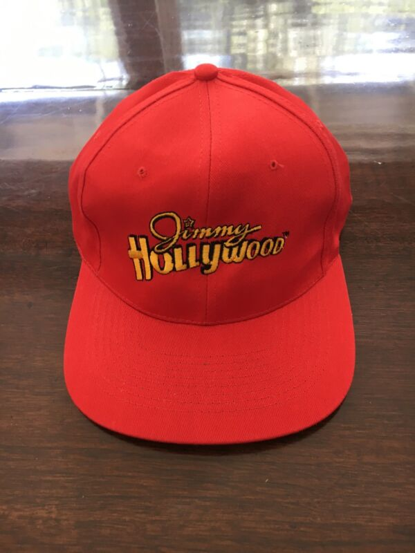 AUTHENTIC VINTAGE PARAMOUNT PICTURES COOL JIMMY HOLLYWOOD BASEBALL CAP - BN