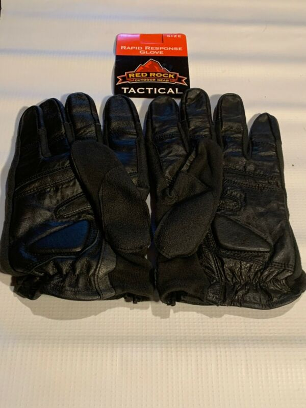 Red Rock Outdoor Gear Tactical Rapid Response Gloves, XL