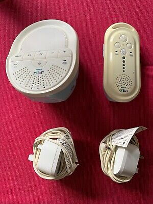 Avent Philips SCD505 Baby Monitor used in working condition