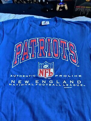 NFL Official New England Patriots XL T-Shirt