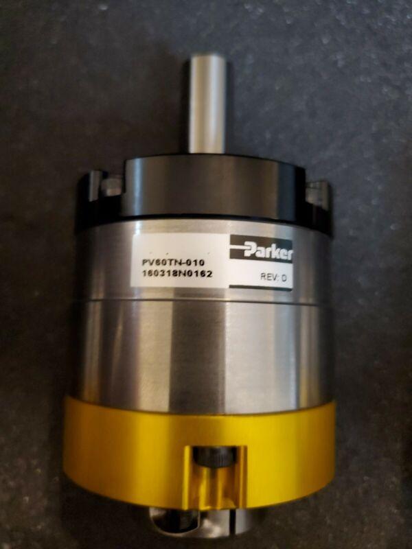 PARKER PV60TN-010 / PV60TN010 10:1 gear head gearbox speed reducer new