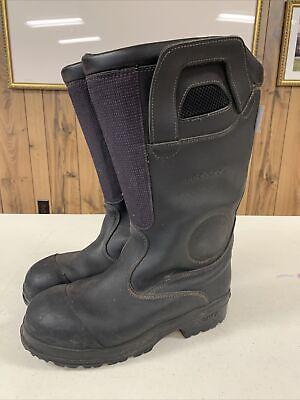 Cosmas Titan Firefighting Boots Size 10 E
