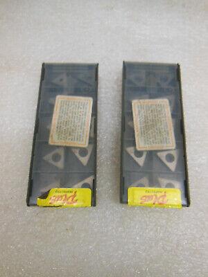 Iscar Tpgb 322 - Tpgb 160308 - Ic70 - 2 Packs W 10 Each - Carbide Inserts - New