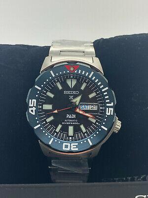 New Seiko Prospex Padi Monster Divers 200M Men's Watch SRPE27
