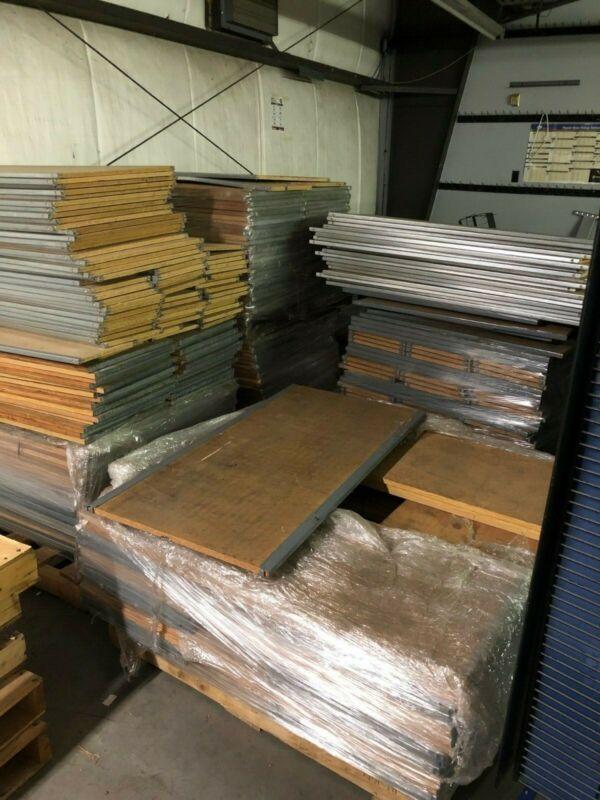 Warehouse Shelves - 4