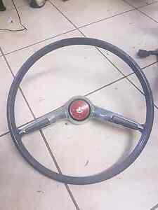 Holden EH Steering Wheel Woody Point Redcliffe Area Preview