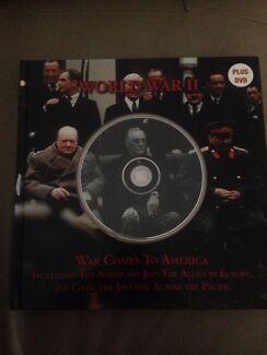 World war 2 book + DVD