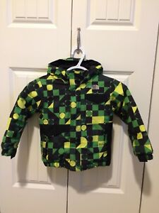 The North Face 3T jacket