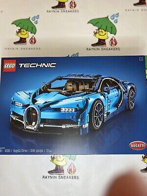 Lego Technic Bugatti Chiron (42083) Free Shipping