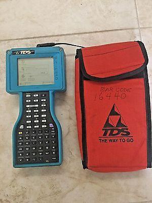 Tds Trimble Ranger Rngr-00002077 Total Station Surveying Handheld Computer Case