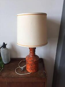Vintage table lamp Marrickville Marrickville Area Preview