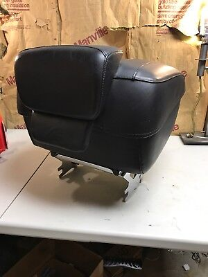 OEM Harley Road King Touring Leather Tour Pack Pak Trunk
