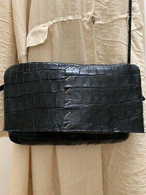 2900$ ISAAC SELLAM experience hand bag crocodile
