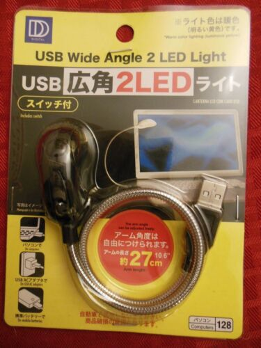 Flexible USB LED Lamp Computer  Reading Notebook Laptop PC ** Free  Shipping