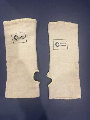 Sleeve Made With Kevlar Provides Ansi Cut Level 2 Protection Heat Resistant
