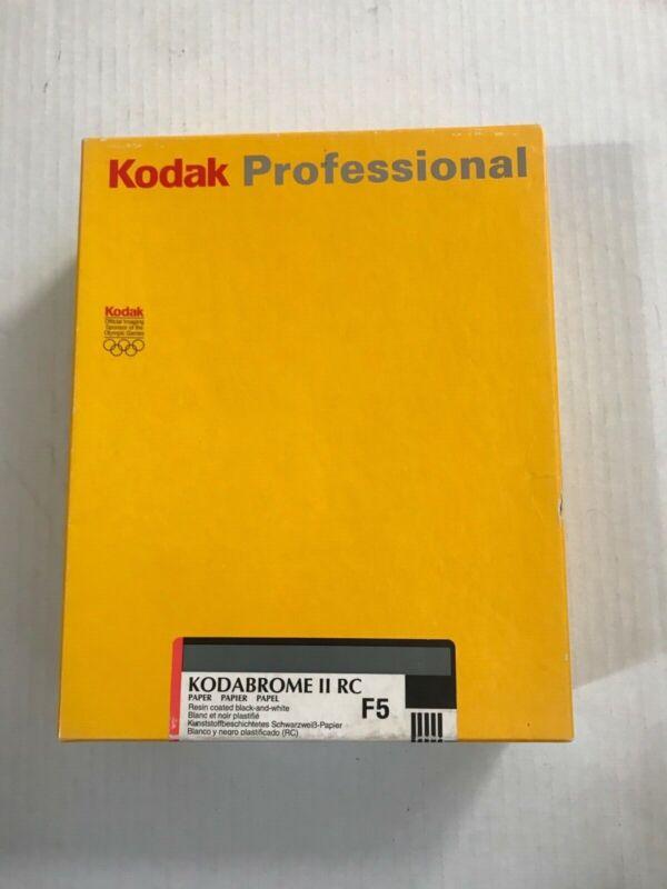 1 box Vintage KODABROME II RC paper lV F5 Glossy 250sh.