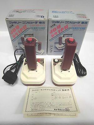 JOY STICK Controller Type 1, 2. Family King. -- Boxed. Famicom, NES. Japan game. segunda mano  Embacar hacia Argentina