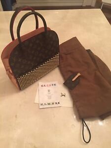 Louis Vuitton & Christian Louboutin  Purse