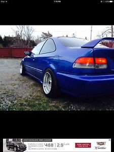 Civic SiR (Em1) (will take less without rims&tires)