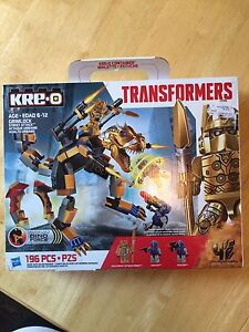 Kre-o Transformers Gatineau Ottawa / Gatineau Area image 1