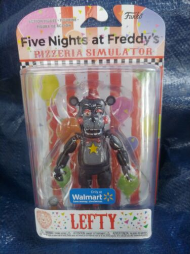 "FNAF HARD to FIND! LIMITED EDITION ""LEFTY""! Walmart Exclusive"
