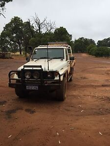 1991 Toyota LandCruiser Other Moora Moora Area Preview
